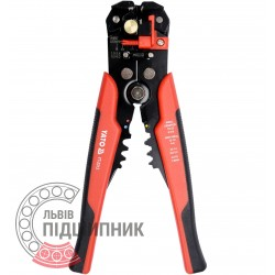 Universal wire stripper & ratchet crimping pliers 0.2-6 mm2 (YATO)   YT-2313