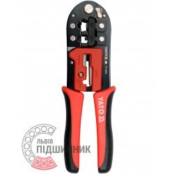 Crimping pliers for telephone terminals Rj 45 / 11 (YATO)   YT-2243