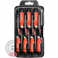 Precision screwdriver set 50 mm / 7 pcs (YATO) | YT-25863