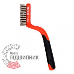 Steel wire brush 180 mm (YATO) | YT-6337
