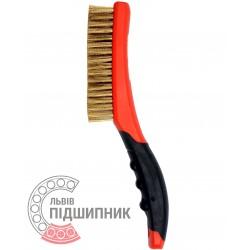 Steel wire brush 260 mm (YATO) | YT-6344