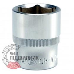"Шестигранна коротка голівка 1/2\"" дюйм / 24 мм (YATO) | YT-1217"