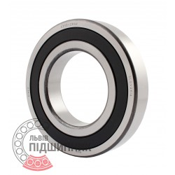 6213-2RSR [Kinex] Deep groove sealed ball bearing