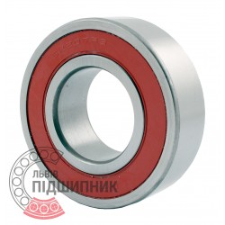 62207 2RS [DPI] Deep groove sealed ball bearing