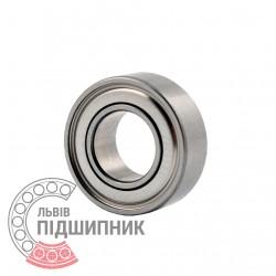 1000087 | 618/7 | 628/7-2Z [SKF] Мініатюрний кульковий підшипник