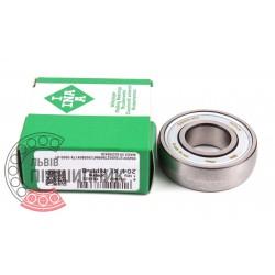 204-NPP-B [INA] Self-aligning deep groove ball bearing