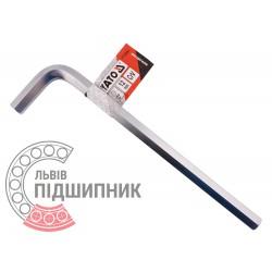 Ключ шестигранний HEX 47x210 / 12 мм (YATO) | YT-05443