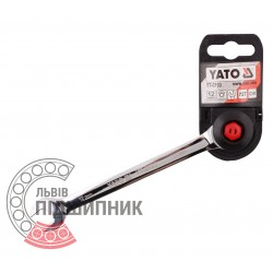 Сombination ratchet wrench 12 mm (YATO) | YT-0193