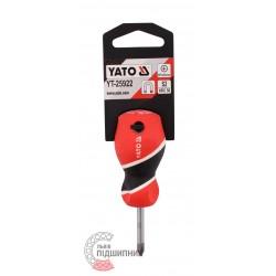 Screwdriver PH 1 / 38 mm (YATO) | YT-25922