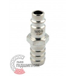 "Quick coupler ( YATO), thread 1/2"" YT-2407"