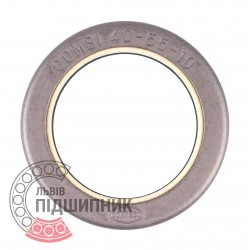Oil seal 40х55х10 COMBI (NBR) [Corteco]