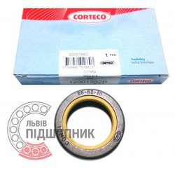 Oil seal 35х52х16 COMBI (NBR) 12001882B [Corteco]