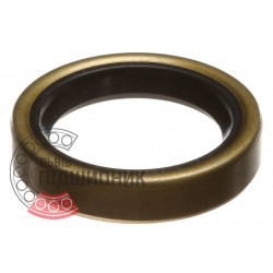 Oil seal 25х35х7 B1KL (NBR) 12011487B [Corteco]
