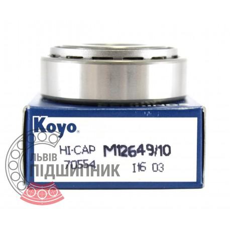 Пiдшипник АВТО M12649 10 Koyo