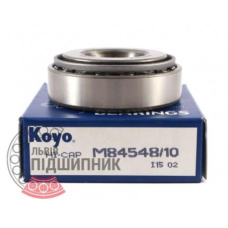 M84548/10 [Koyo] Tapered roller bearing
