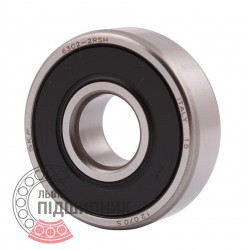 Deep groove ball bearing 6302 2RSH [SKF]