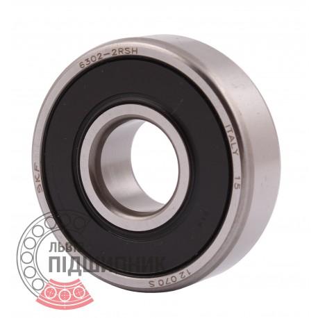 Deep groove ball bearing 6302 2RSH [SKF]