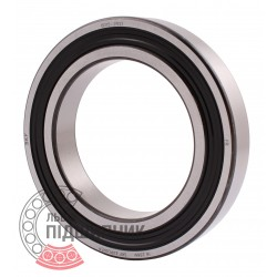 6015-2RS1 [SKF] Deep groove sealed ball bearing