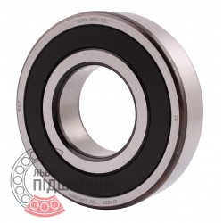 Deep groove ball bearing 6310-2RSHC3 [SKF]