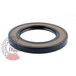 Oil seal 50х80х8 BASL (NBR) - 12014929B [Corteco]