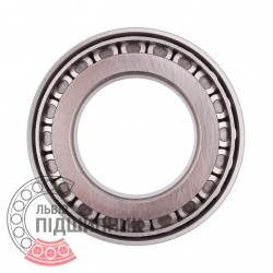 Tapered roller bearing 235989 Claas, 87013021001 Oros [ZVL]