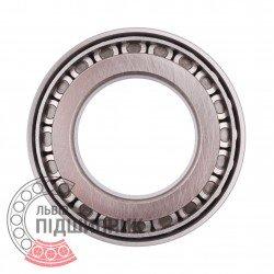 Конічний роликовий підшипник 235989 Claas, 87013021001 Oros [ZVL]