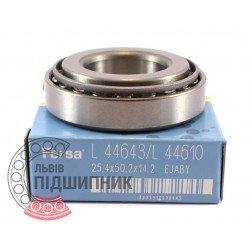 132709 - 1032710 - New Holland: JD8253 - JD8933 - John Deere - [Fersa] Tapered roller bearing