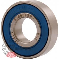 6001-2RS ENC INOX [BRL] Deep groove staineless ball bearing