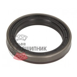 Oil seal 70x95x13/14,5 RWDR - AL115661, AL160535 John Deere - 12019199 Corteco
