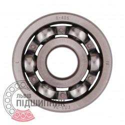 6405 ZZ | 6405-ZZ [GPZ-34 Rostov] Deep groove open ball bearing
