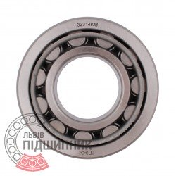 32314 K1M | NU314 [GPZ-34 Rostov] Cylindrical roller bearing
