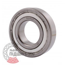 6206-2Z [CPR] Deep groove sealed ball bearing