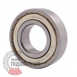 80205 | 6205-2Z [CX] Підшипник кульковий закритий