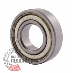 6002-2Z [CX] Deep groove sealed ball bearing