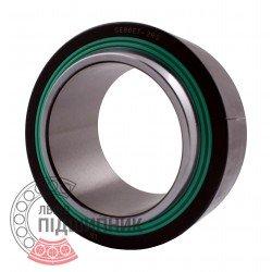 GE80E-2RS   GE80EС-2RS   GE80DO-2RS [Fluro] Radial spherical plain bearing