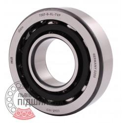 7307B-XL-TVP [FAG Schaeffler] - 46307 - Single row angular contact ball bearing