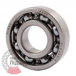 Deep groove ball bearing 237709 Claas, 1.327.561 (1327561) Oros [Kinex]