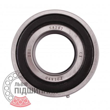SA207 [CX] Radial insert ball bearing
