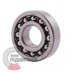 Self-aligning ball bearing 1204 [CX]
