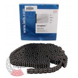 Duplex steel roller chain 06B-2 [IWIS]