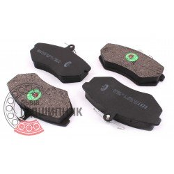 (Audi, VW) Brake pads [BEST] | BE 327 / set