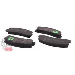 (VAZ: 2121) Brake pads [BEST]   BE 121 / set