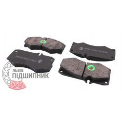(Mercedes) Brake pads [BEST]   BE 261 / set