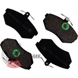 (Audi, Seat, VW) Brake pads [BEST]   BE 332 / set