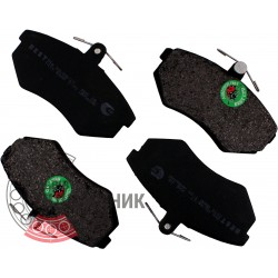 Тормозные колодки (Audi, Seat, VW) [BEST]   BE 332 / комплект