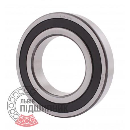 Deep groove ball bearing 6217 2RSR [Kinex ZKL]