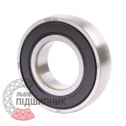 1726206-2RS | 206-XL-NPP-B [SNR] Self-aligning deep groove ball bearing