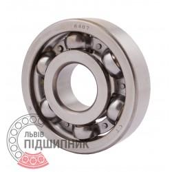 6407 [CPR] Deep groove open ball bearing