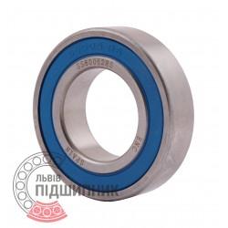 6005 2RS ENC INOX [BRL] Deep groove ball bearing - stainless steel