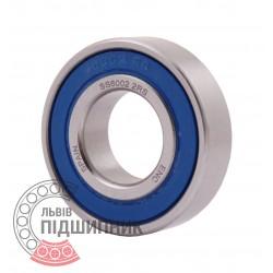 6002 2RS ENC INOX [BRL] Deep groove ball bearing - stainless steel